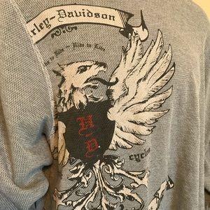 Harley Davidson long sleeve shirt size XXL